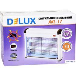 Лампа от комаров Delux AKL-17 2х8 Вт