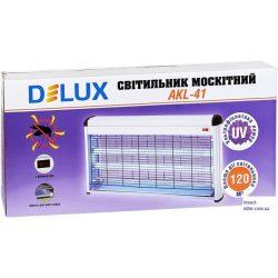 Ловушка для комаров (уничтожитель комаров) DELUX AKL- 41 2*20Вт