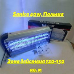 Профессиональная инсектицидная лампа Sanico IK-206 40w