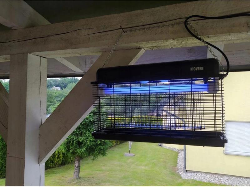 Уничтожитель насекомых для улицы N'oveen IKN-45 IPX4
