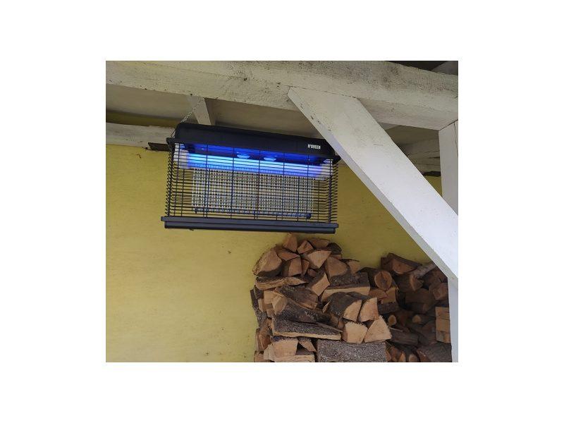 Уличный уничтожитель насекомых N'oveen IKN-36 IPX4 для улицы